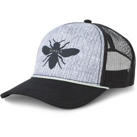 Prana Journeyman Trucker Cap Dames, black bee